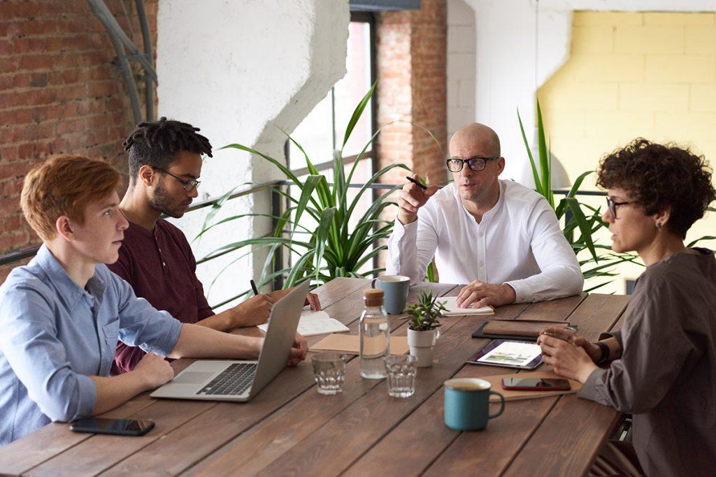 ENTREPRENEUR rents coworking space