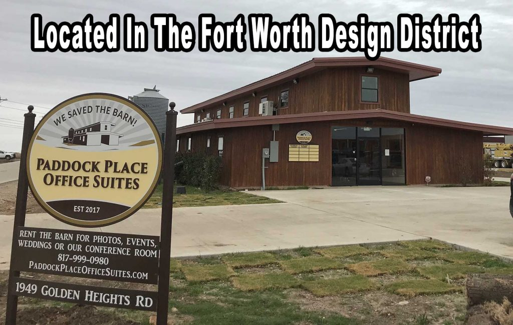 coworking space fort worth